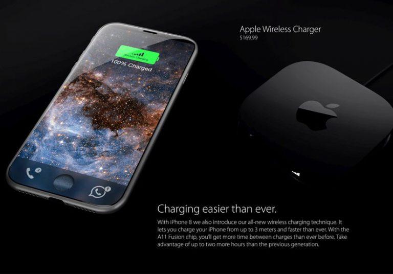 Những hình ảnh chân thực nhất về iPhone 8