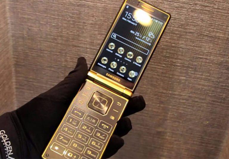 Samsung phát hành smartphone nắp gập Galaxy Folder 2