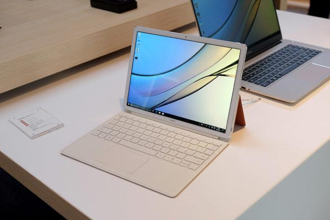 dòng Matebook E được Huawei hướng đến cạnh tranh với Microsoft Surface Pro