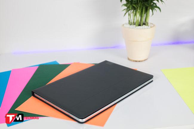 Galaxy Book có thiết kế nhỏ