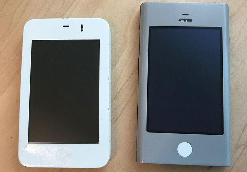 Xuất hiện bản thử nghiệm iPhone đầu tiên