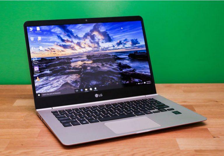 Đầu tháng 8, LG sẽ bán laptop tại thị trường Việt Nam