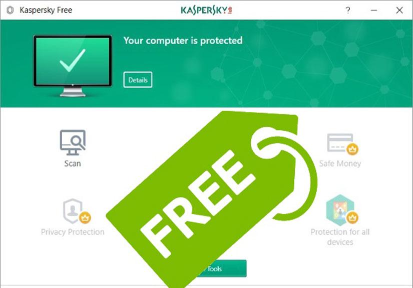 Kaspersky gây sốc với phần mềm diệt virus miễn phí