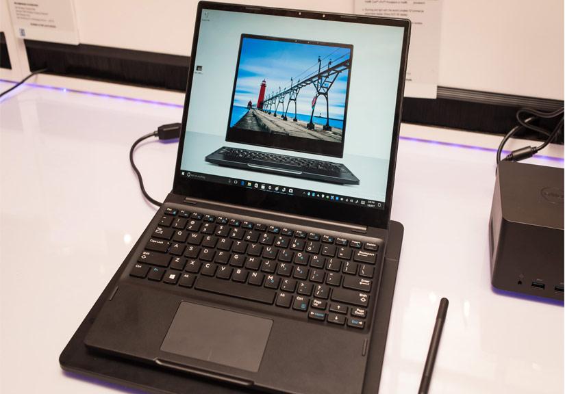 Laptop đầu tiên hỗ trợ sạc không dây có giá 1.200 USD