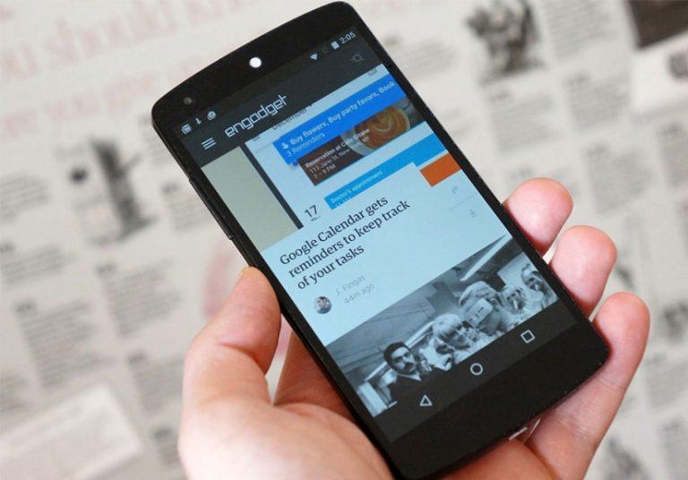 Điện thoại duyệt web nhờ các dòng lệnh thông minh