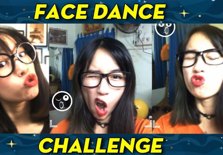 "game ""Face dance challenge"""