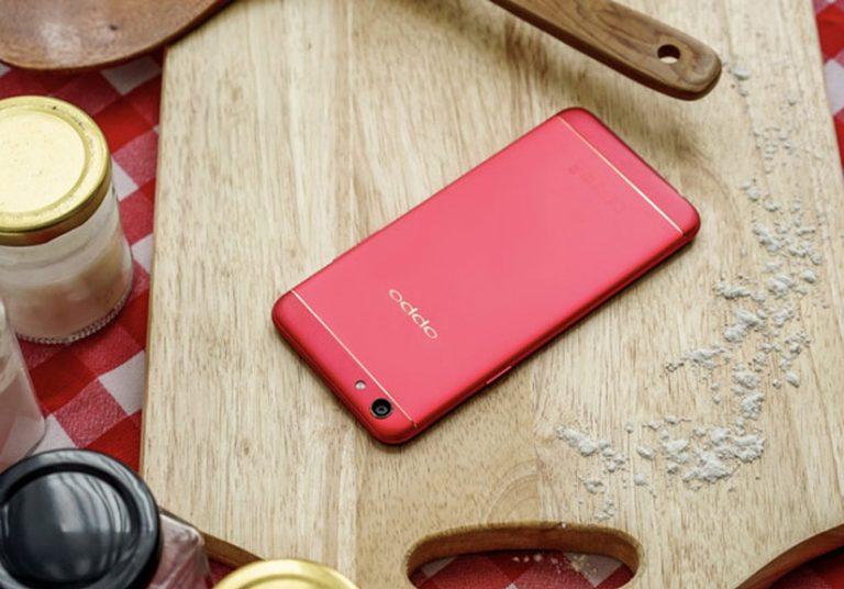 Oppo F3 có hiệu năng mạnh mẽ trong nhiều thao tác.