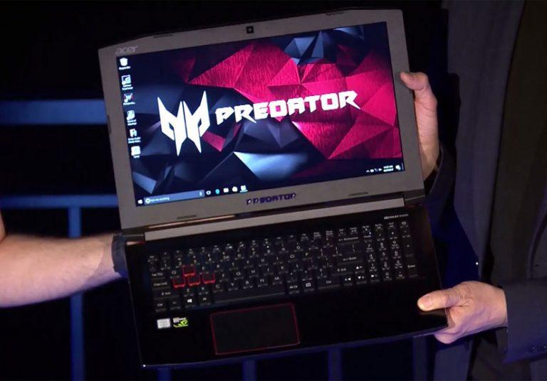 laptop acer Predator Helios 300