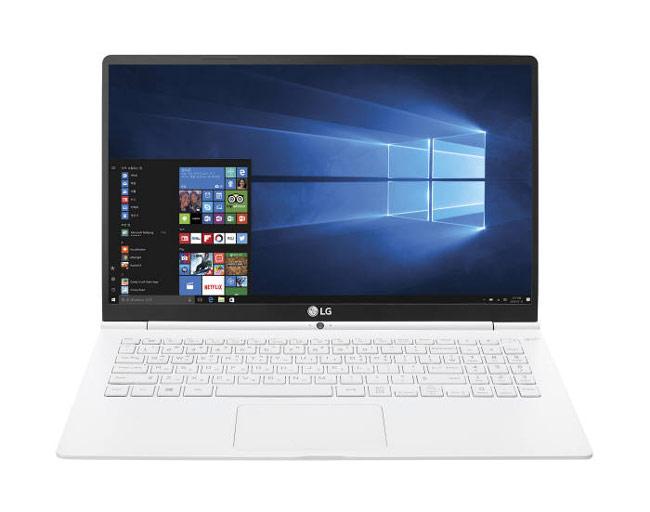 LG gram là dòng laptop đầu tiên của LG