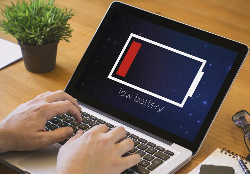 Mẹo hay cho những laptop nhanh hết pin