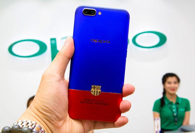 Oppo R11 phiên bản Barcelona