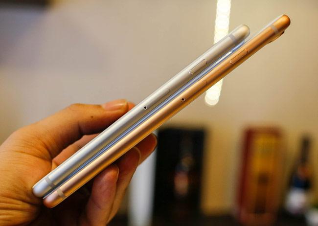 iPhone 8 và 8 Plus có ít màu hơn