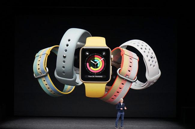 Apple Watch là đồng hồ số một thế giới