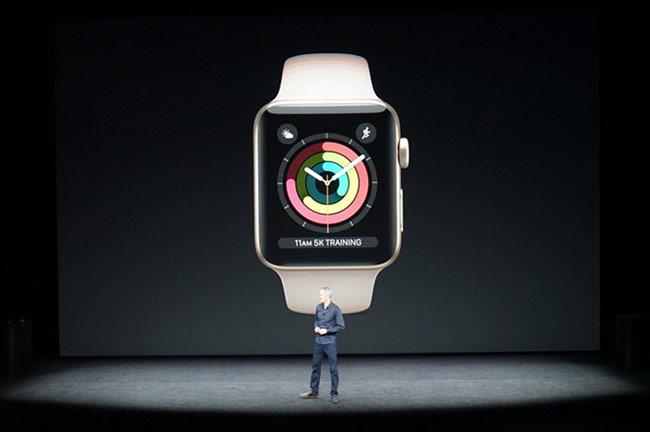 Jeff Williams - COO của Apple - nói tính năng đo nhịp tim chuẩn xác hơn là một trong những điểm nổi bật trên WatchOS 4.