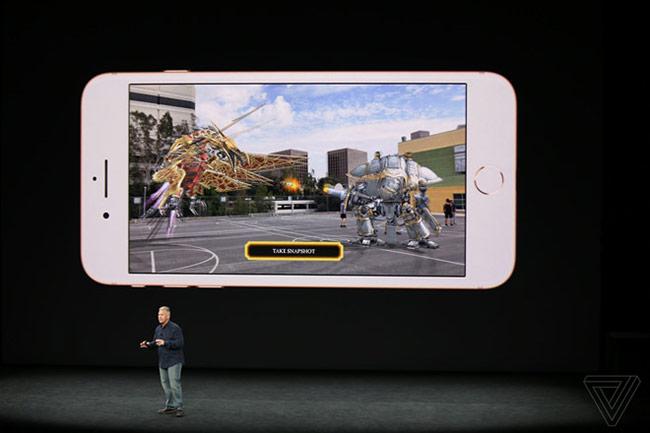 Smartphone đầu tiên mang đến trải nghiệm AR