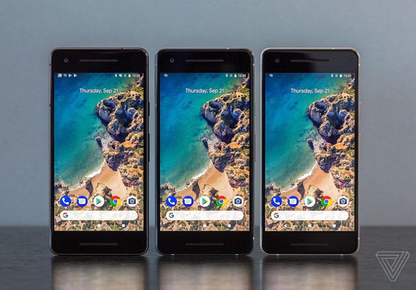 Ảnh thực tế Pixel 2 và Pixel 2 XL