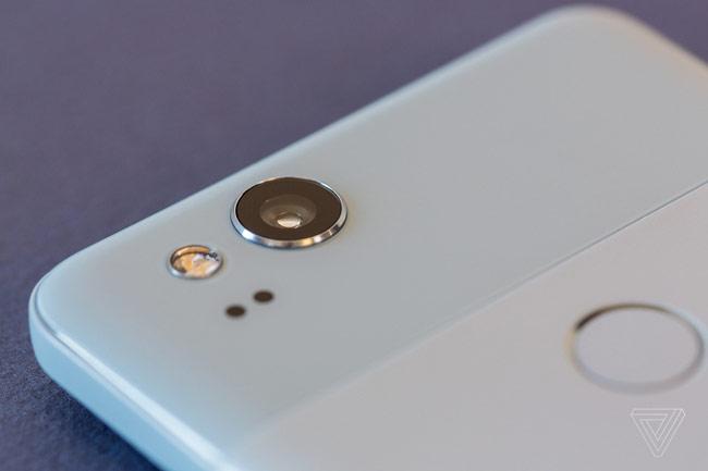 Pixel 2 vẫn dùng camera đơn