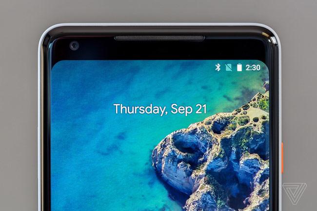 Pixel 2 XL lại đổi mới thiết kế