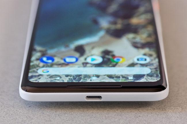 Pixel 2 và Pixel 2 XL đều loại bỏ giắc tai nghe 3,5 mm