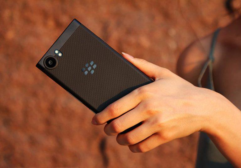 BlackBerry KeyOne Black Edition chính hãng