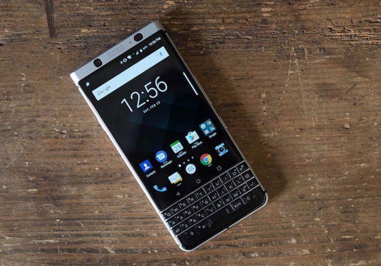 Điện thoại BlackBerry chống nước
