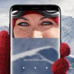 Galaxy S9 nhận dạng khuôn mặt 3D