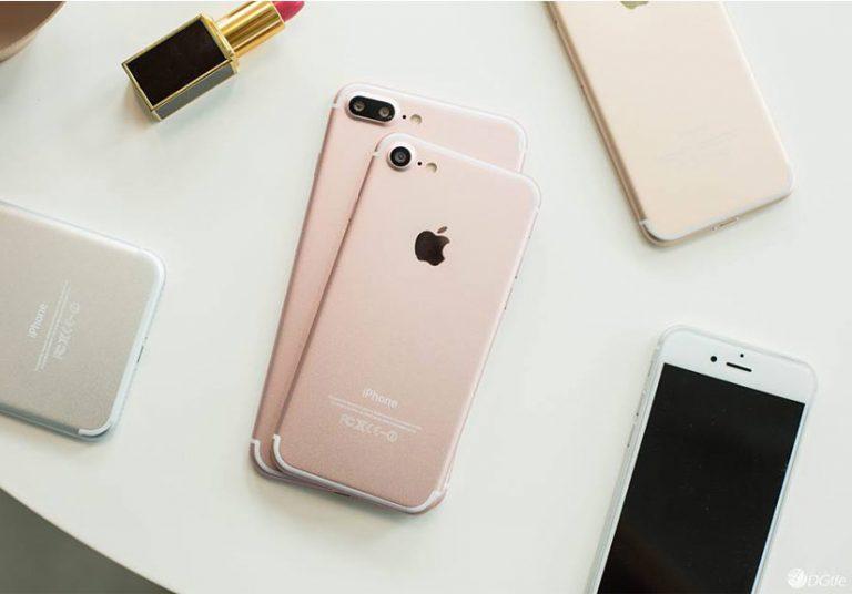 Giá iPhone 7, 7 Plus ở Việt Nam giảm sâu