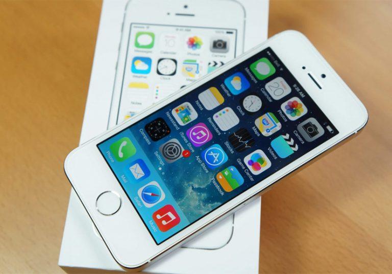 bán iPhone 5S hàng 'dựng'