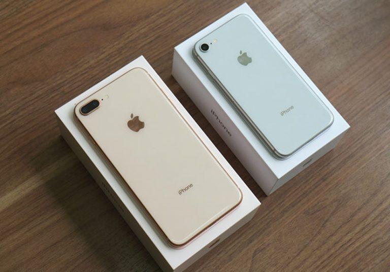 iPhone 7 bán chạy hơn iPhone 8