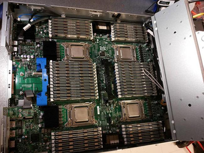 Máy tính 1 TB RAM mạnh tới mức nào
