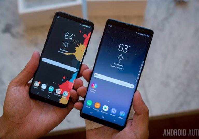 Người Mỹ đánh giá Galaxy S8 tốt hơn iPhone 8