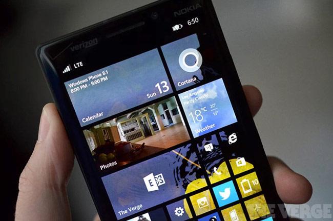 Windows Phone đã chết