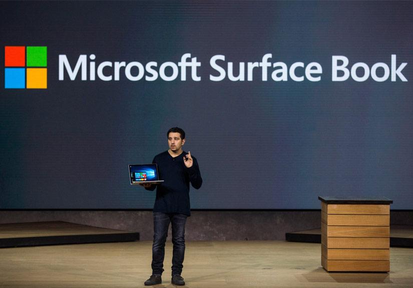 Surface Book 2 trình làng