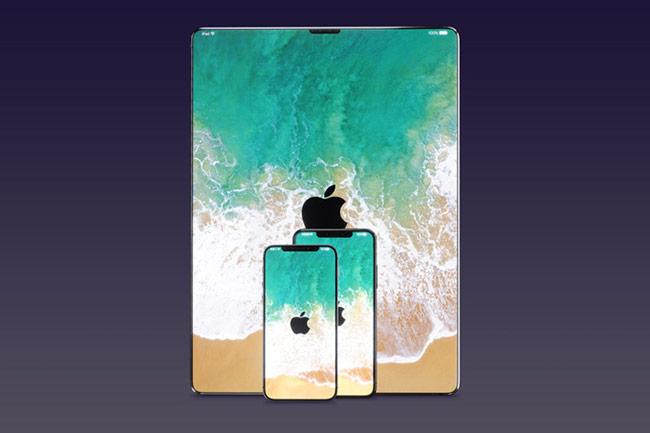 Apple lần đầu tiên dùng công nghệ OLED
