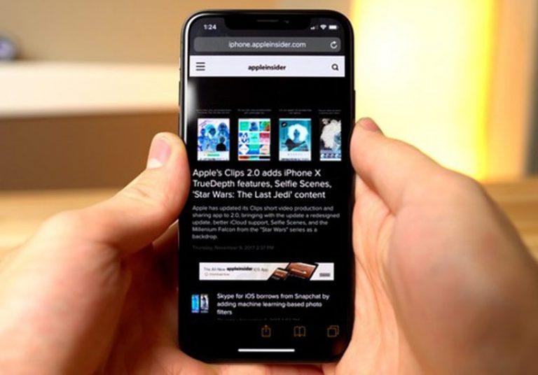 Cách tăng thời lượng pin cho iPhone X