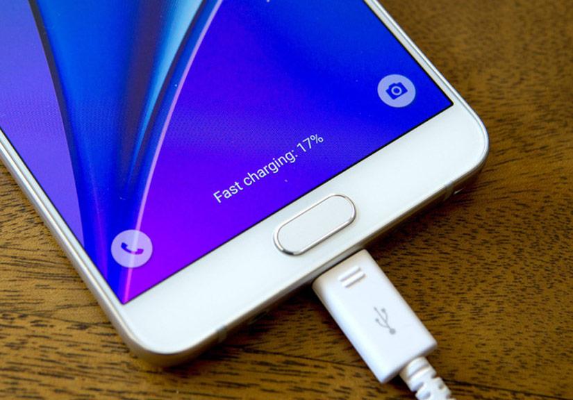 Công nghệ sạc pin siêu nhanh của Samsung