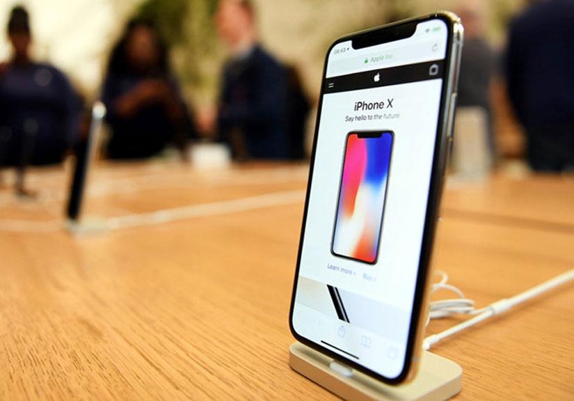 bán iPhone X ở Campuchia