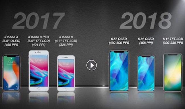 iPhone X sẽ có phiên bản giá rẻ