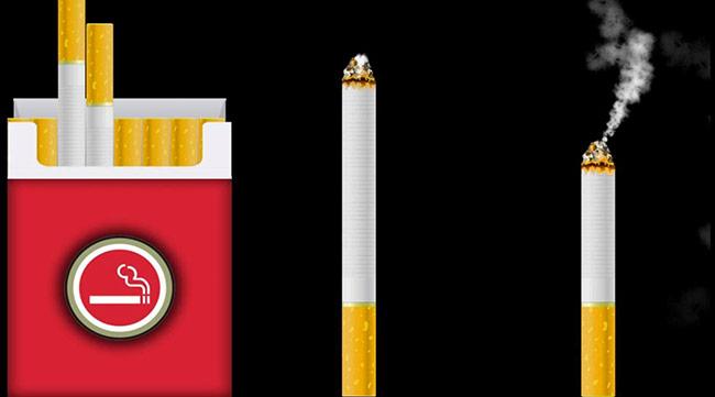 Hút thuốc lá ảo