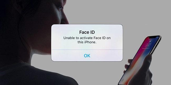 Face ID không hoạt động sau khi cập nhật iOS 11.2