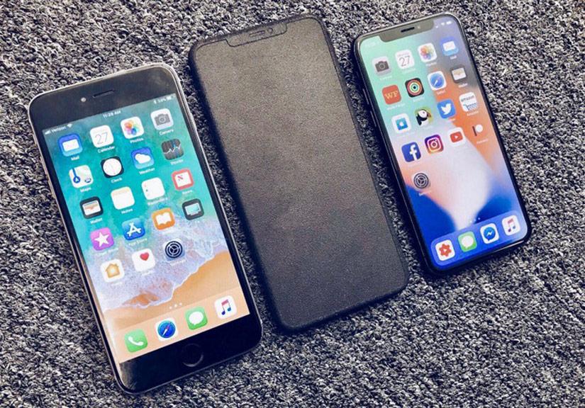 iPhone X Plus sẽ trông như thế nào