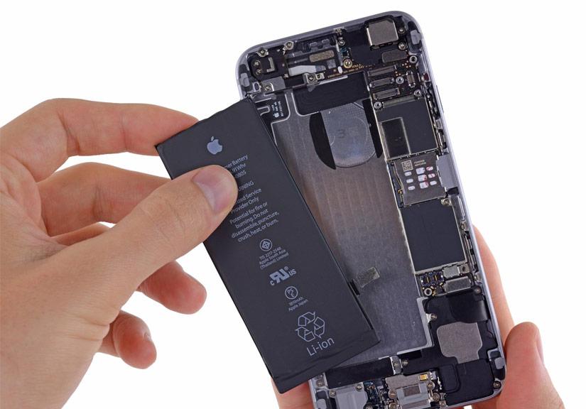 Làm gì khi iPhone chạy chậm đi