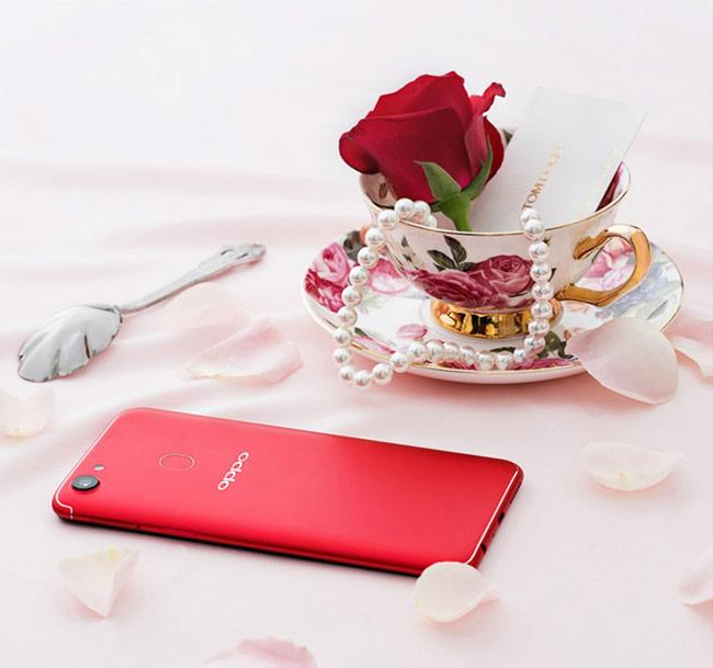 Oppo F5 đỏ (RAM 6 GB)