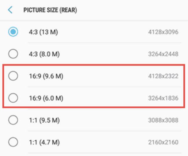 Thiết lập camera Galaxy J7 Pro để có ảnh đẹp