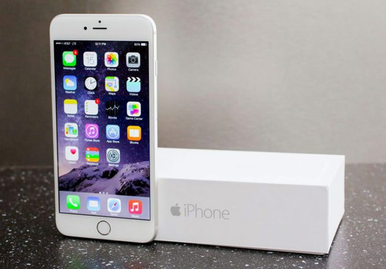 Apple hoãn thay pin cho iPhone 6 Plus đến đầu tháng 4