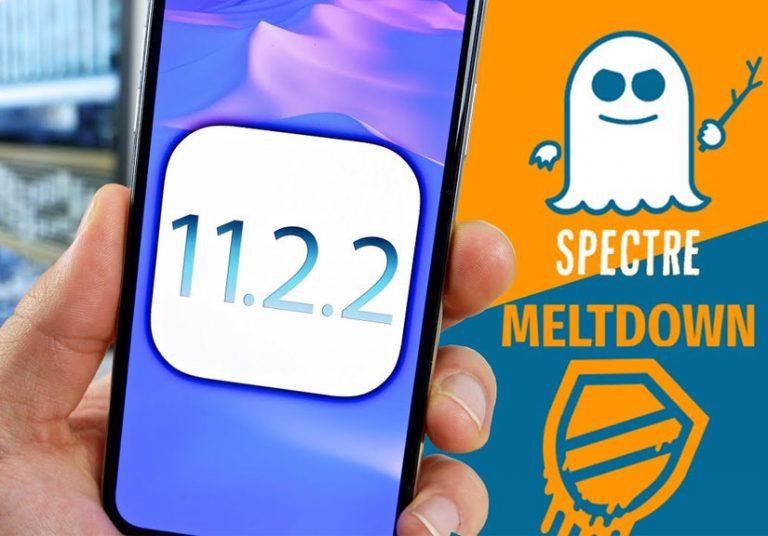 iOS 11.2.2 khiến iPhone chạy chậm đi