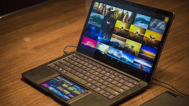 Mẫu laptop của dự án mang tên Linda từ Razer