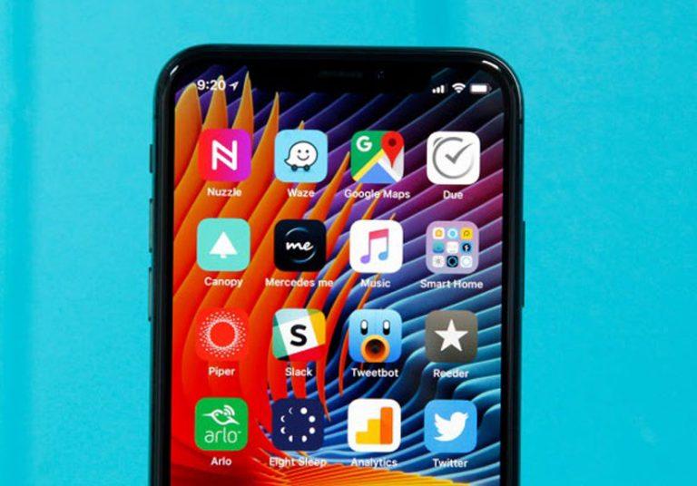 Samsung học thiết kế tai thỏ trên iPhone X