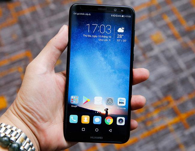 Smartphone màn hình lớn thích hợp xem chung kết U23 Việt Nam