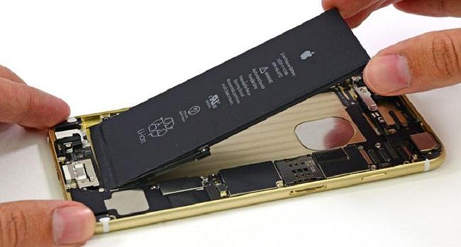 Thay pin iPhone tại Việt Nam
